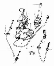 94 jeep wrangler transmission diagram 52060462ad genuine jeep cable transfer shift