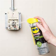 wd 40 specialist 11 oz electrical contact cleaner spray