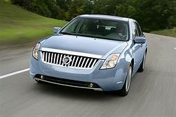 2010 Mercury Milan  Top Speed
