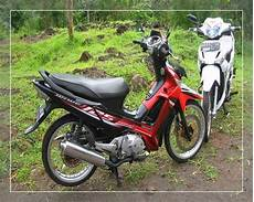 Modifikasi Supra 125 Standar by Gambar Modifikasi Supra X 125 Fi Simple Standar Thailook
