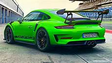 2019 porsche 911 gt3 rs 520 hp the most track ready 911