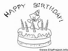 Malvorlagen Kinder Torte Ausmalbild Torte Zum Geburtstag