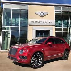 Bentley Dallas Tx