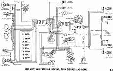 ford mustang 65 wiring diagram 65 mustang turn signal problem ford mustang forum