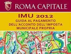 calcolo imu seconda casa roma imu guida 2012 comune di roma per prima