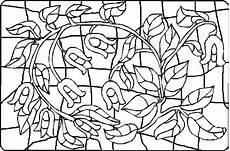 Malvorlagen Blumen Ranken Bild Ranken Ausmalbild Malvorlage Blumen