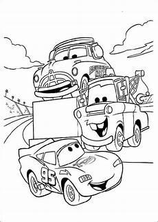 Cars Malvorlagen Zum Ausmalen The Cars Ausmalbilder Kostenlos Zum Ausdrucken