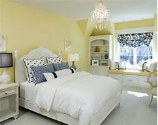 Yellow Walls Bedroom Decorating Ideas by The Blue Yellow Bedroom Design Pictures