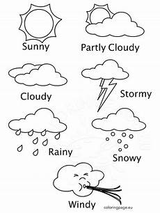 weather worksheets to color 14683 weather color sheets weather colouring pictures for children free with images coloring