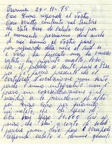 lettere di per lui l archivio quot etnografia quot