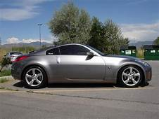 Silver 350Z With Black Rims Find The Classic Of Your