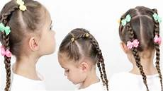 unique braids hairstyle for little mixed