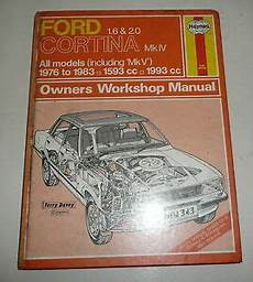 old cars and repair manuals free 1998 ford f150 interior lighting classic car ford cortina haynes workshop repair manual book 1976 1983 ebay