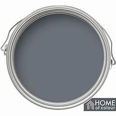 home of colour slate grey tough matt paint 75ml tester