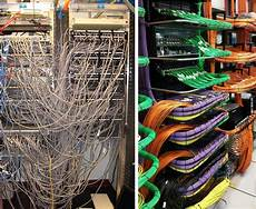 Cable Managment take cable management seriously