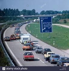 Stau A7 Bayern - eine reise nach m 252 nchen bayern deutschland 1980er jahre