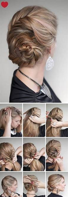 How To Make Updo Hairstyles