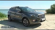 Ford Kuga 2018 Test Drive