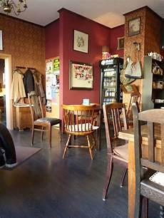 cafe wohnzimmer frl m 252 ller caf 233 wohnzimmer in schl 252 chtern