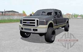 Fuel Tank Capacity On 2019 Ford F 350 Pickup  Trucks