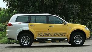Mitsubishi Pajero Sport 2014  Price Mileage Reviews