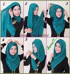 10 Tutorial Simple Untuk Kuliah 1000 Jilbab Cantik