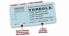 tombola organiser imprimer vos tickets de tombola