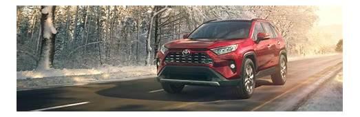 All New 2019 Toyota RAV4 Crossover Release Date