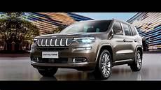 2020 jeep grand commander redesign price rumor 2020