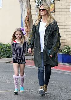 Leni Samuel Is Heidi Klum S Mini Me Photo Huffpost