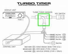 Hks Turbo Timer Harness St 2 Suzuki Cappuccino Escudo