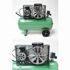 Druckluft Kompressor 100l - druckluft kolben kompressor 100 l 400 volt 10 bar 3
