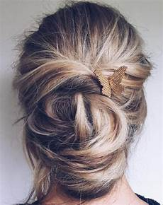 easy casual updo hairstyles 154 easy updos for long hair and how to do them style easily