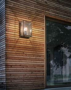 illuminazione esterna a parete quadro il fanale verouderd koperen wandl buiten sfeer