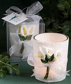candele ecologiche calla decorations candle calla centerpieces