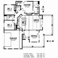 1700 square foot house plans adobe southwestern style house plan 3 beds 2 00 baths