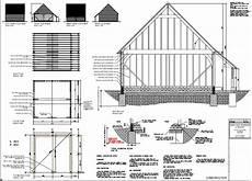 oak framed house plans oak framed building plan
