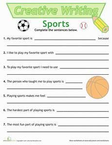 sports handwriting worksheets 15804 sentence writing sports 1st grade writing worksheets sentence writing physical education