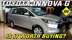 2019 toyota innova g diesel at review philippines