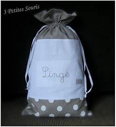 sac 224 linge pochon 3 petites souris