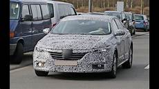 The All New Renault Laguna 2016 2017 Review Outside