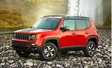 jeep freshens up 2019 renegade with new engine features