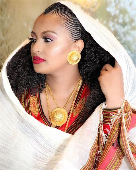 Eritrean Traditional Hair Braiding