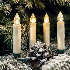 Le Kabellos Innen - fhs kabellose led christbaumkerzen f 252 r au 223 en und innen 5er