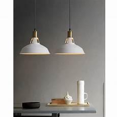 bricolage luminaire plafond lot de 2 suspension vintage industrielle le de