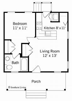 one room house plans one bedroom house plans see the top plans for you