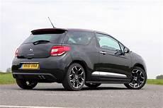 citroen ds 3 citro 235 n ds3 hatchback 2010 2015 driving performance parkers