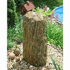 quellstein brunnen set woodstone 60 naturstein gartenbrunnen