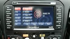 ford mondeo sat nav sd card update automotive
