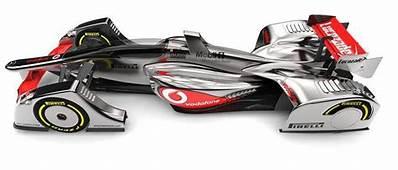 Future Formula McLaren X2014 Concept Design